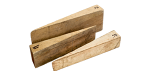 woodenwedges